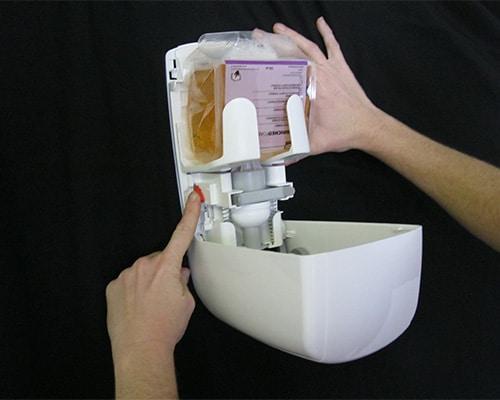 Hand-wash-and-sanitizer-Flex-Skincare-system