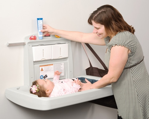 Fixtures-and-Fittings-Baby-changing-station-feature